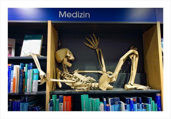 Willkommen, Student der Medizin...