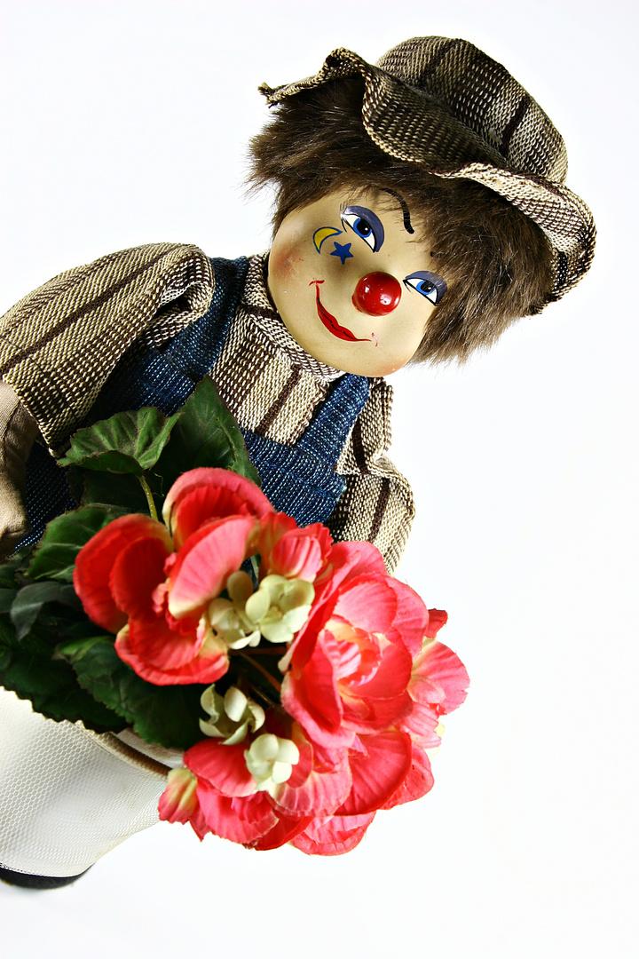 Willst du Rose kaufen...
