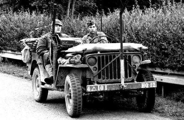 Willys Jeep SW