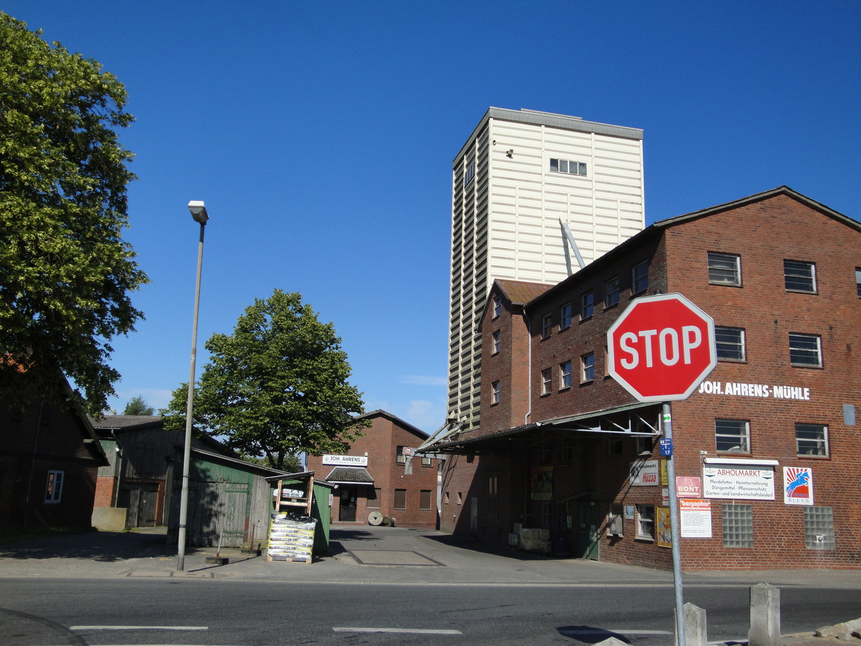 Wilstedter Mühle ....