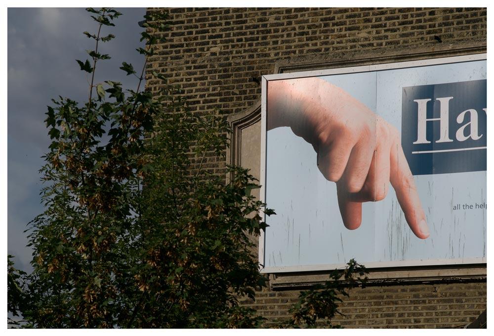 Wimbledon Finger