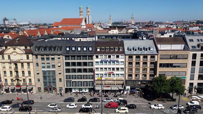 Wimmelbild München