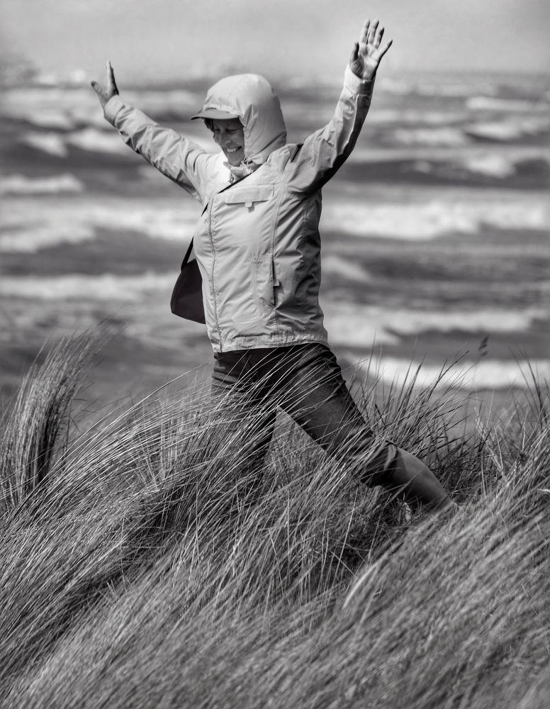 Wind, Brandung & Glück = Bretange