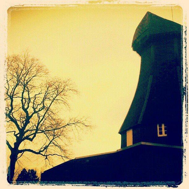 Wind in der Mühle