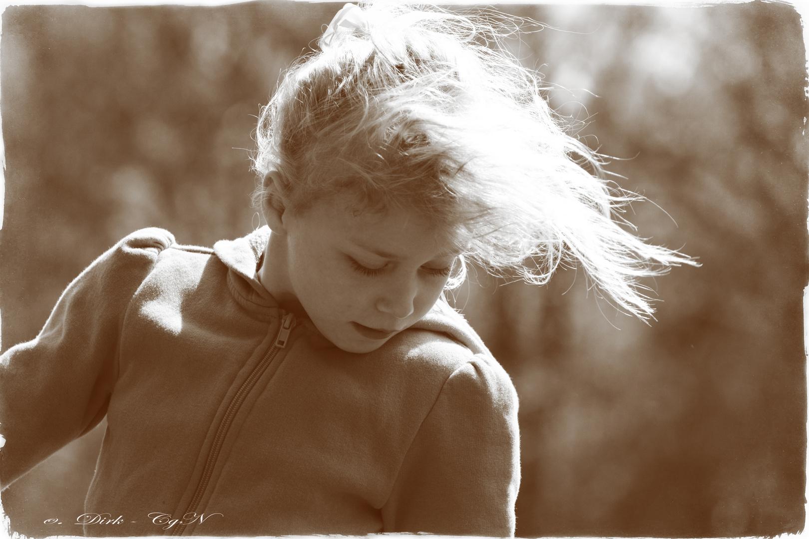Wind in ihrem Haar 2