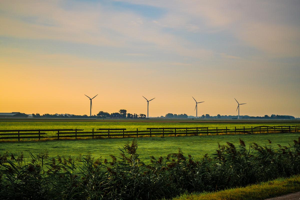 Wind Mills goes Turbines