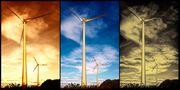 Wind Tryptichon von photo-josephine