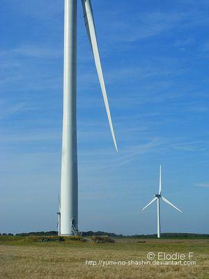 Wind turbine N°1.
