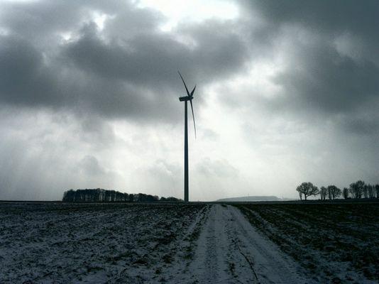 Wind und Schatten
