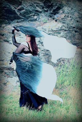 Wind und Schleierfächer....