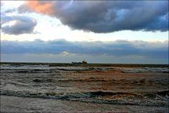 Wind und Welle