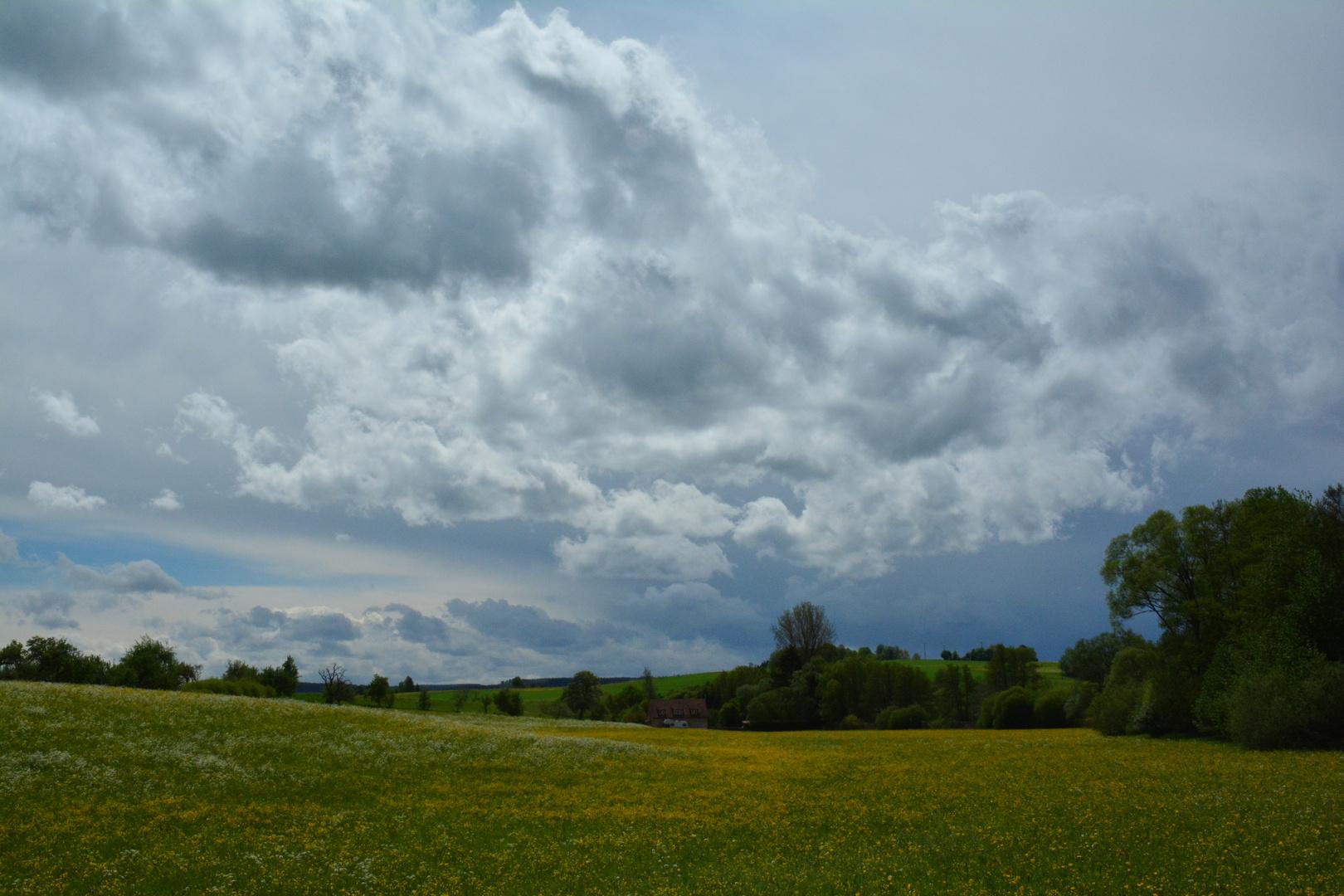 Wind und Wetter