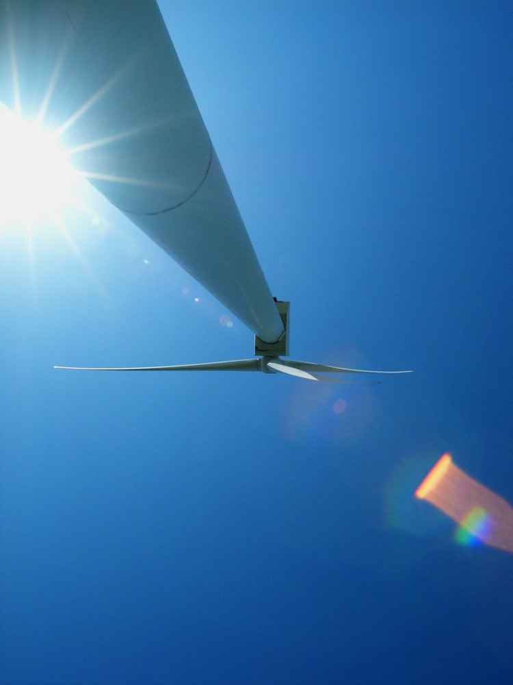 Windenergie oder Sonnenkraft