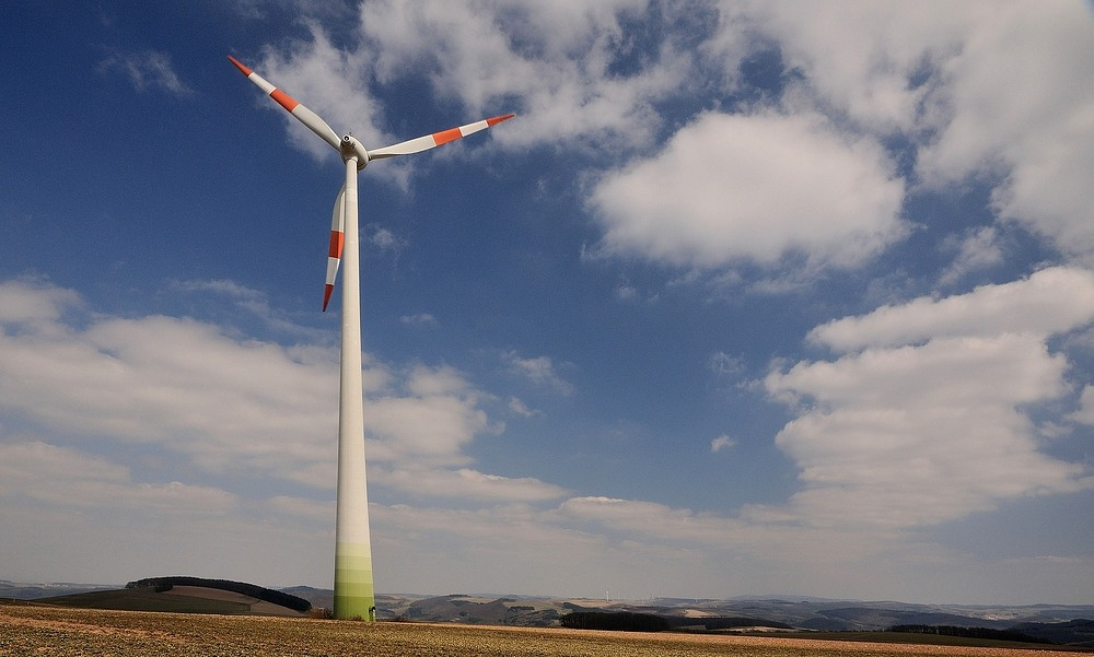 Windenergie und Landschaftsästhetik