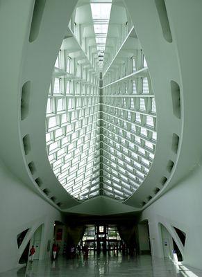 Windhover Hall - Salvatore Calatrava