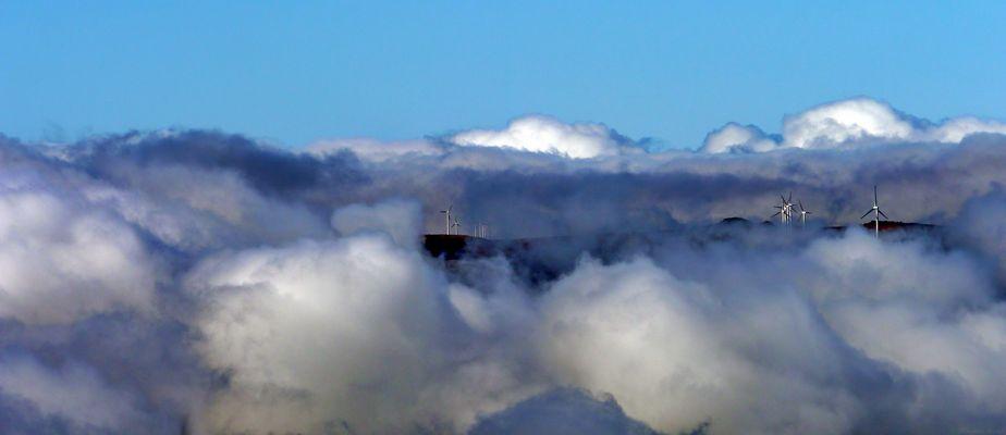 Windkraft auf Madeira