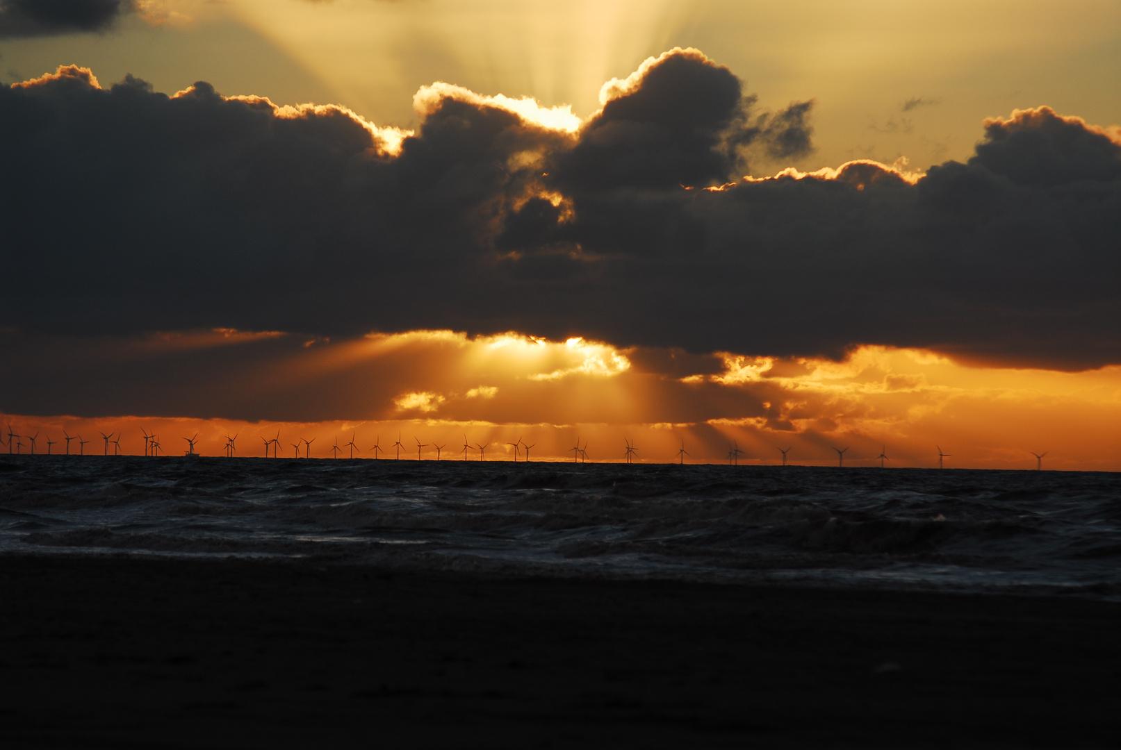 Windkraft Dänemarks