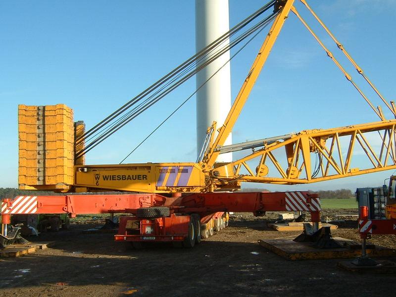Windkraftanlage 1