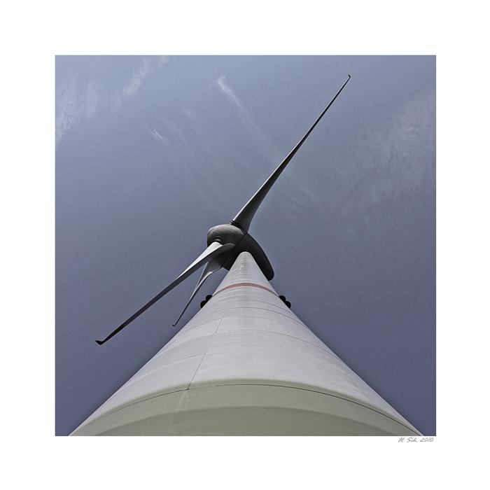 Windkraftanlage Enercon E 126 - HH Altenwerder