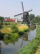 Windmill in Leerdam
