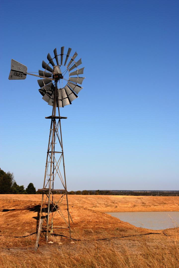Windmill in Western Australia