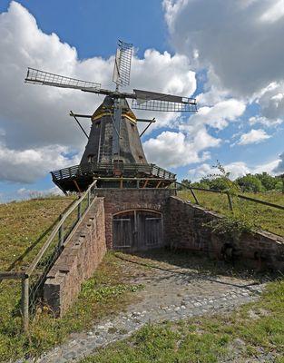 Windmühle -1-