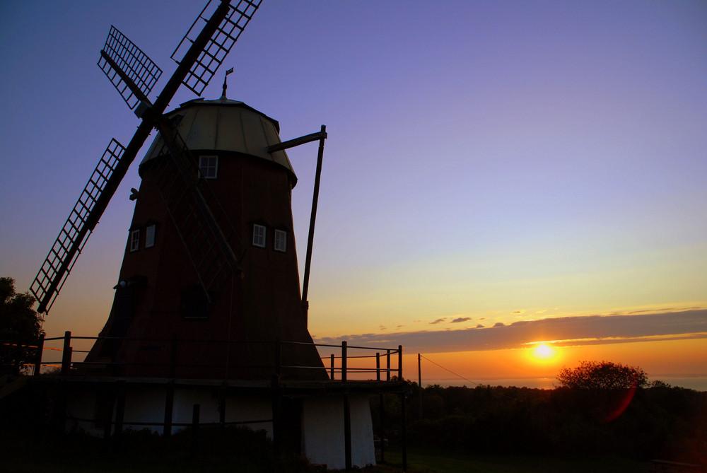 Windmühle ....