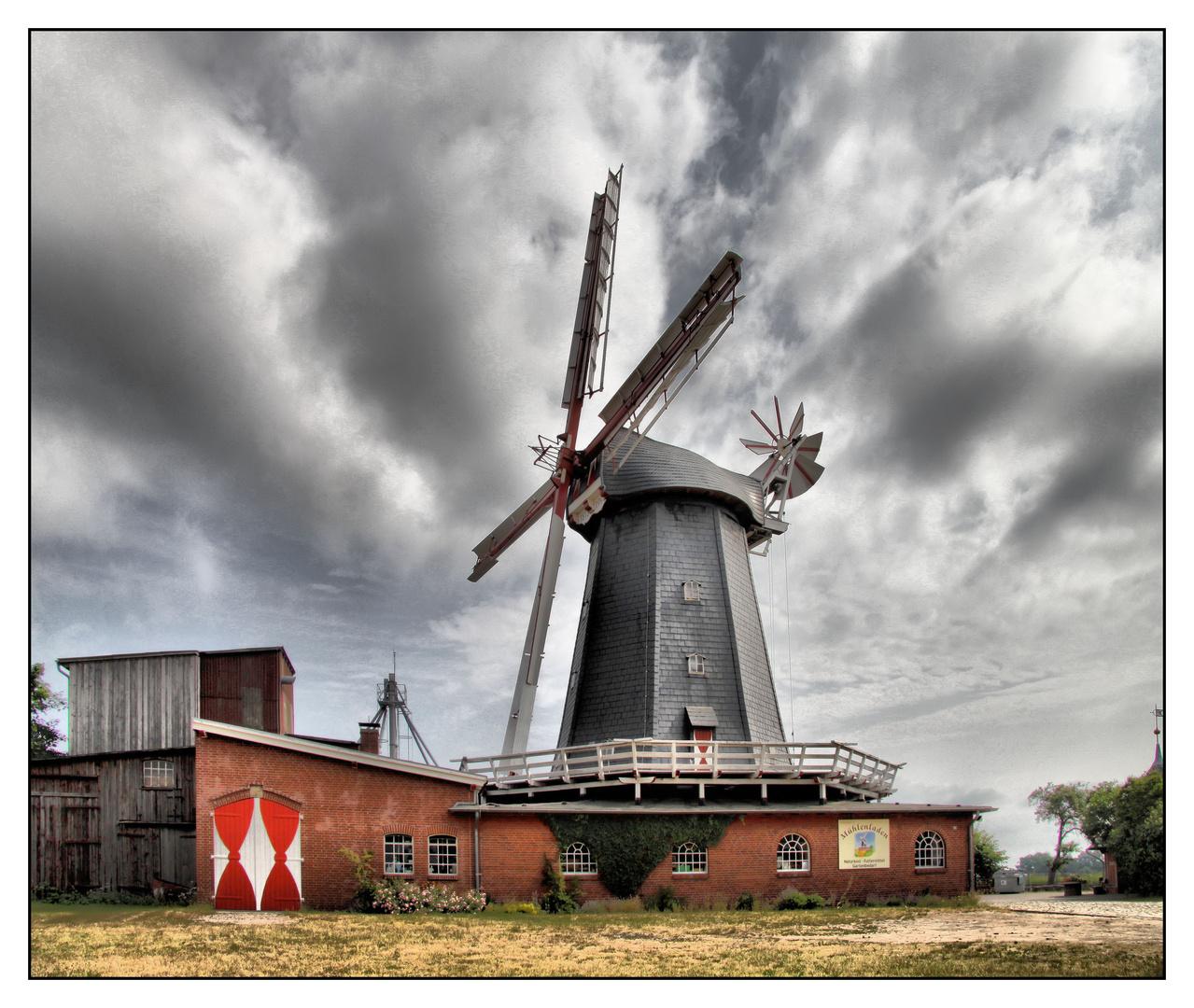 Windmühle Bardowick