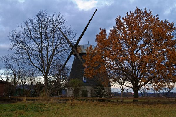 Windmühle Burgstemmen - 2