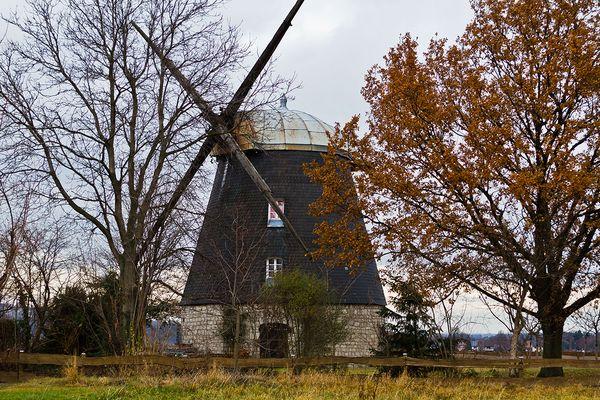 Windmühle Burgstemmen