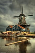 Windmühle De Rat - IJlst-NL