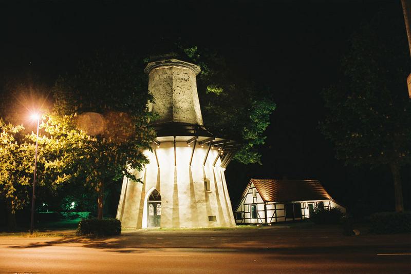 Windmühle der Stadtmitte