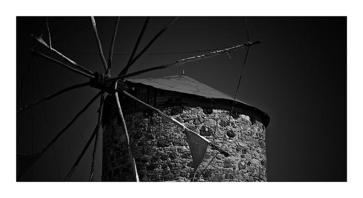 Windmühle in Andimáchia