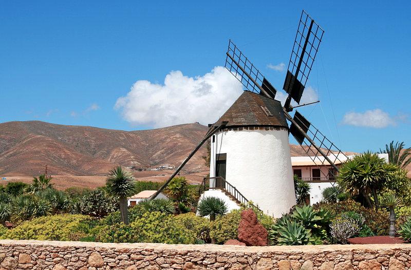 Windmühle in Antigua /Fuerteventura