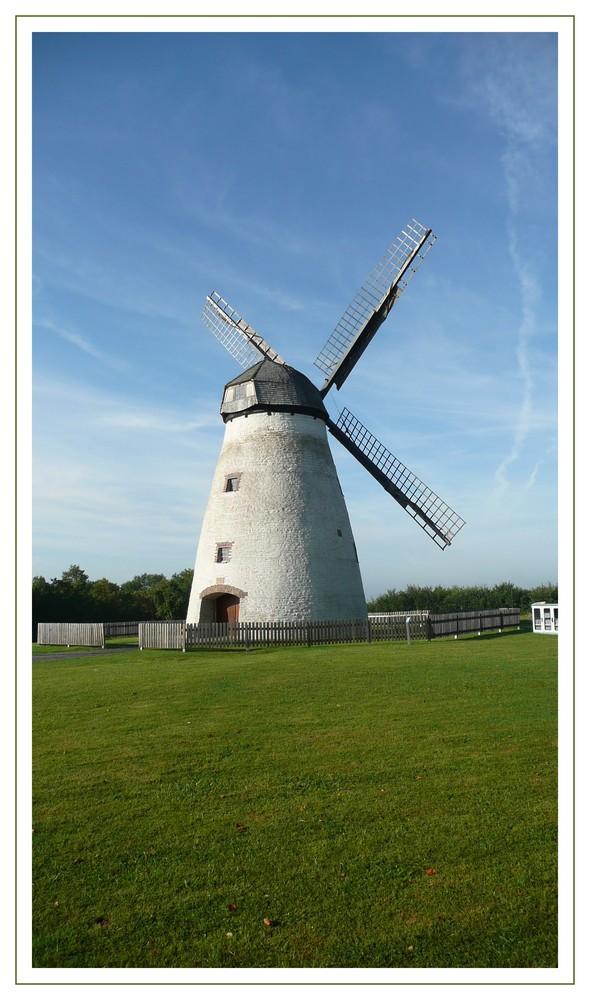 Windmühle in Beckum