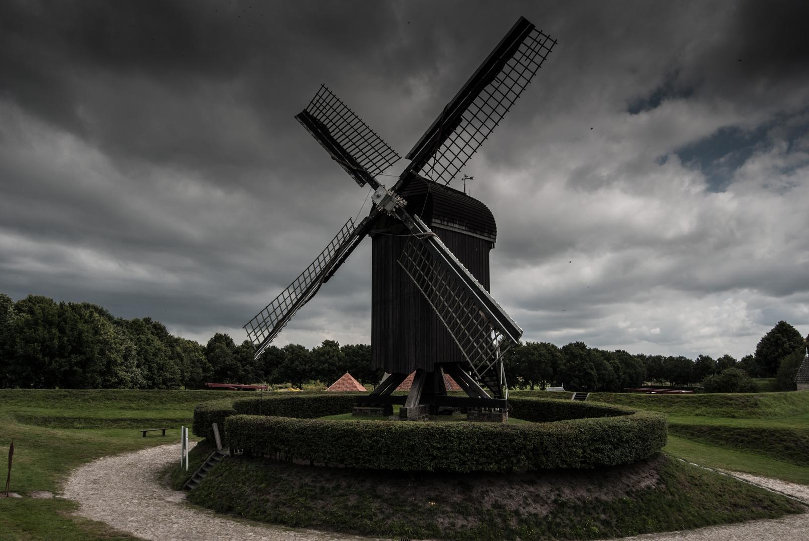 Windmühle in Bourtange