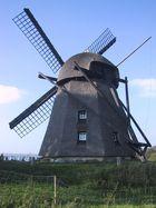 Windmühle in Dänemark..
