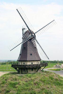 Windmühle in der Tolkschau