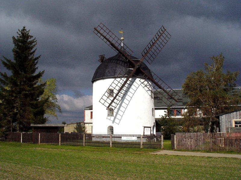 Windmühle in Dietrichshütte/ Thür.