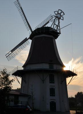 Windmühle in Emtinghausen