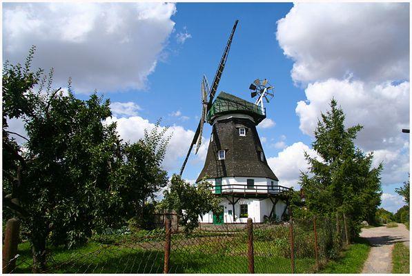 Windmühle in Grevesmühlen