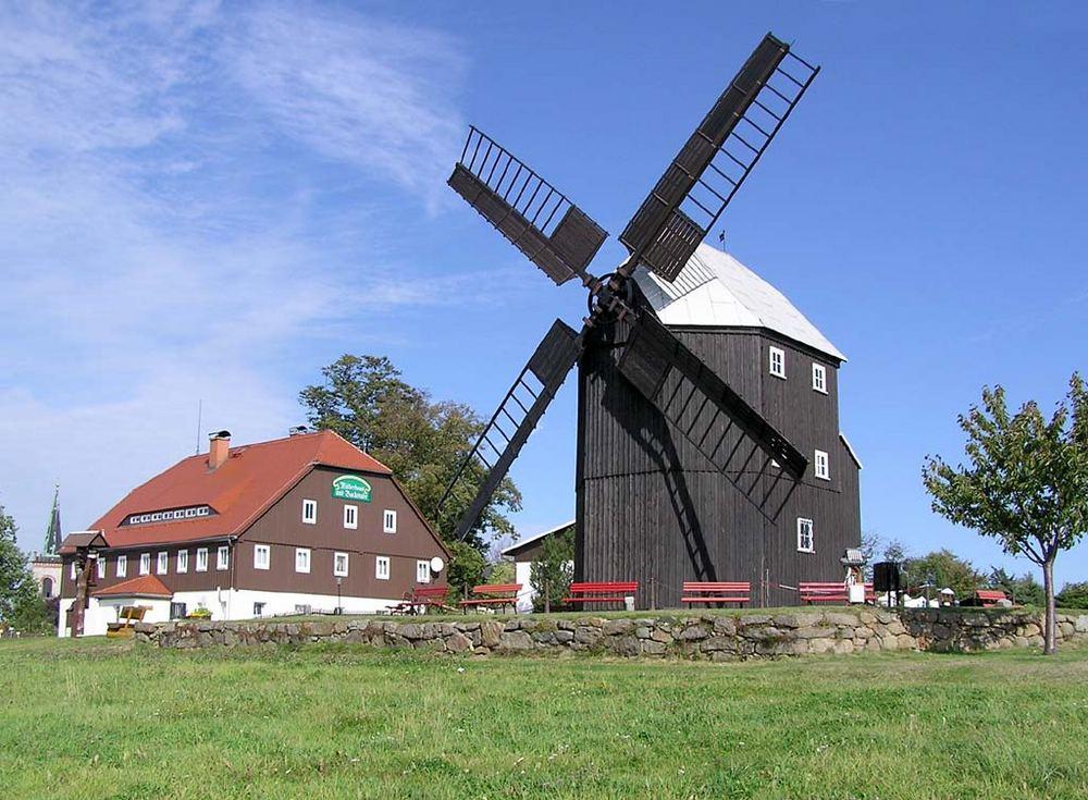 Windmühle in Kottmarsdorf