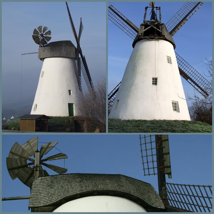 Windmühle in Schnathorst (OWL)