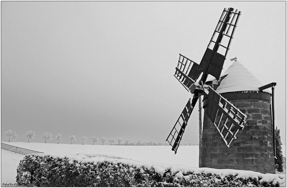 * Windmühle Reichstädt *