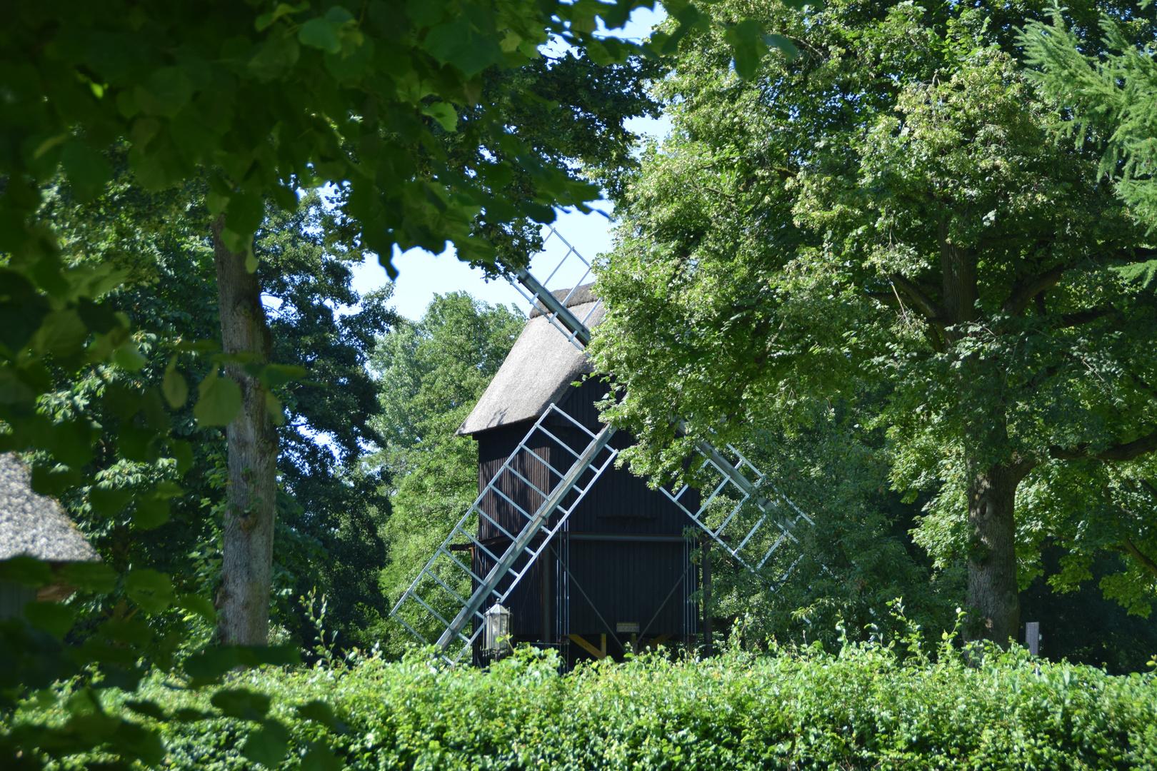 Windmühle Stade