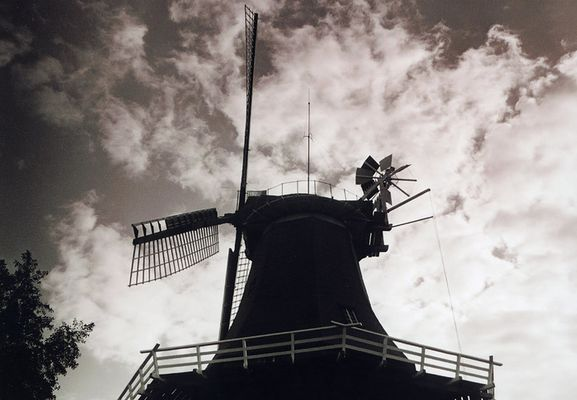 Windmühle von Greetsiel