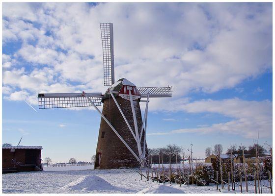 Windmühle Waldfeucht