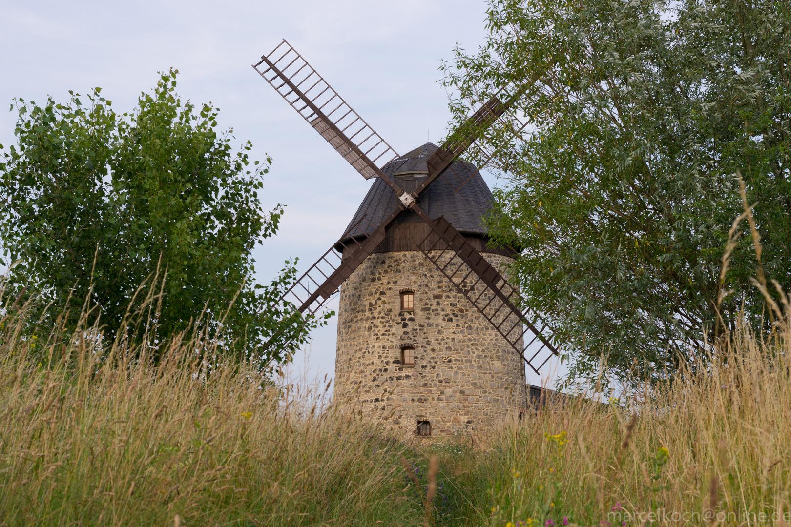 Windmühle Warnstedt