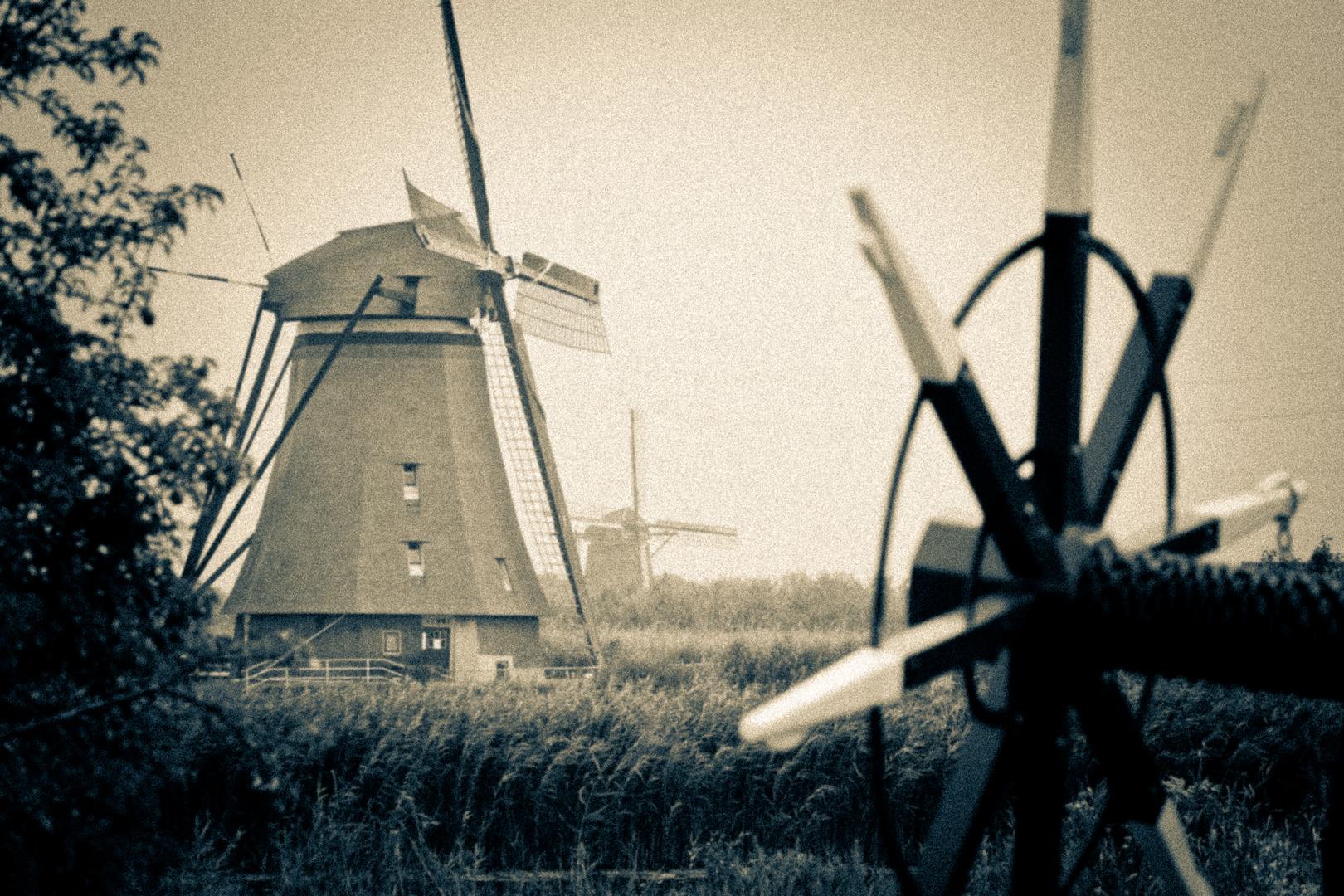Windmühlen.....