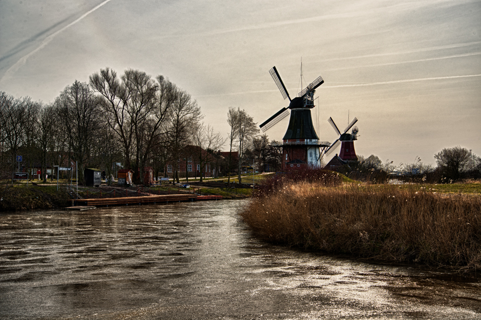 Windmühlen - Greetsiel